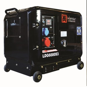 Gerador de energia a gasolina portátil