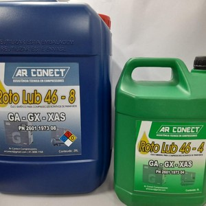 Óleo lubrificante sintético