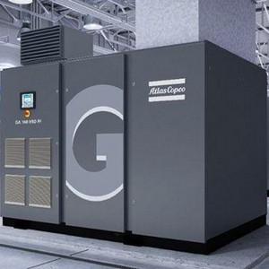 Aluguel de compressor de ar tipo parafuso