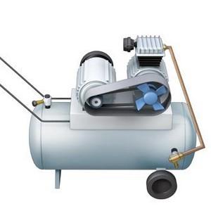 Assistência técnica em compressor pistão