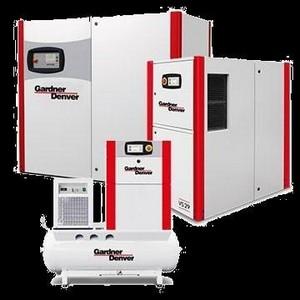 Compressor de ar parafuso industrial