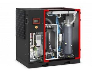 Conserto de compressor industrial