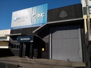 Empresa de manutenção de compressores parafuso