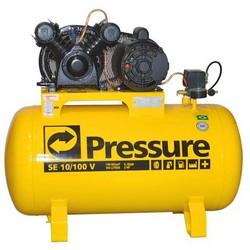Manutenção compressor de parafuso